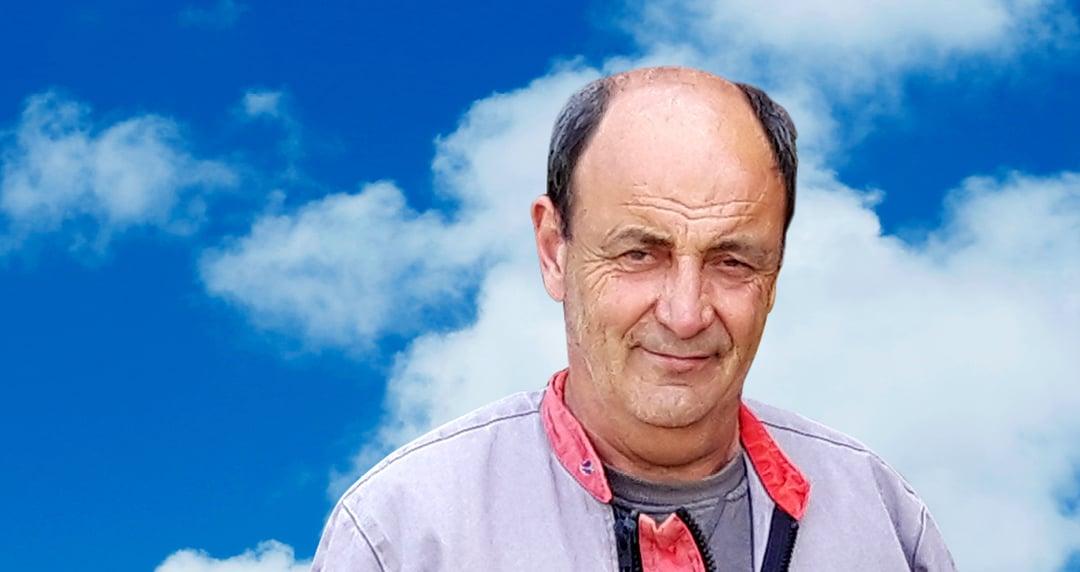 Dominique Lecomte, agriculteur a utilisé Merkur dans son programme de désherbage